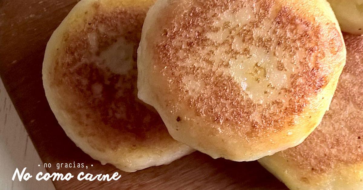 Pastelitos de papa rellenos con hongos no gracias no for Como se cocinan los hongos