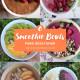 6 Smoothie bowls para desayuncar | No gracias, no como carne