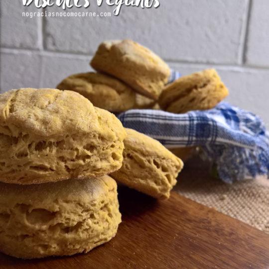 Biscuits Veganos | No gracias, no como carne